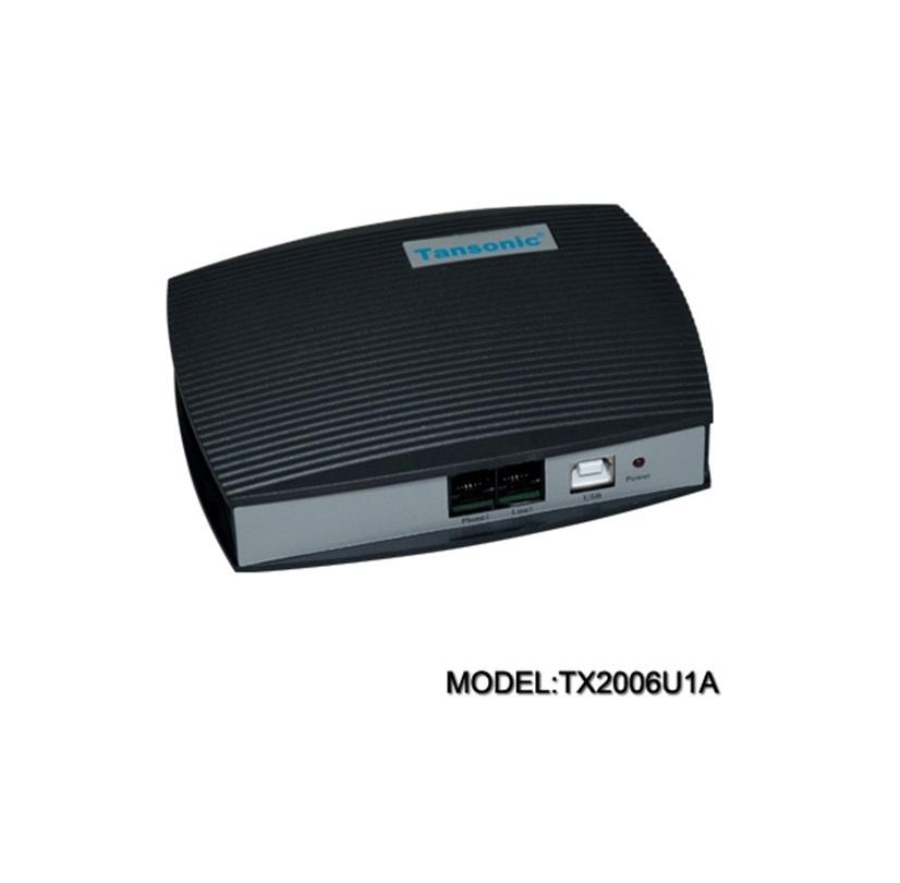 Box ghi âm 1 line TX2006U1A