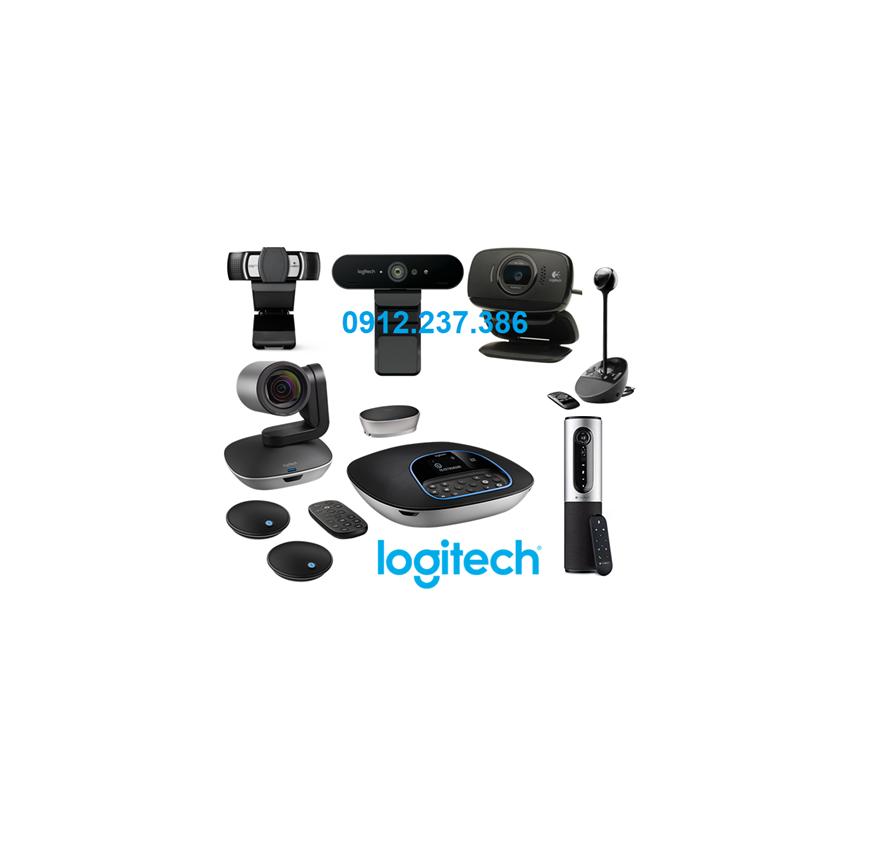 camera logitech giá rẻ thiết bị hội nghị truyền hình