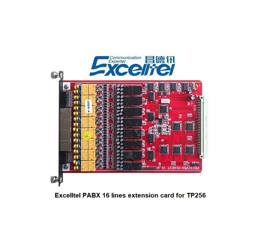 card 16 máy lẻ TP256