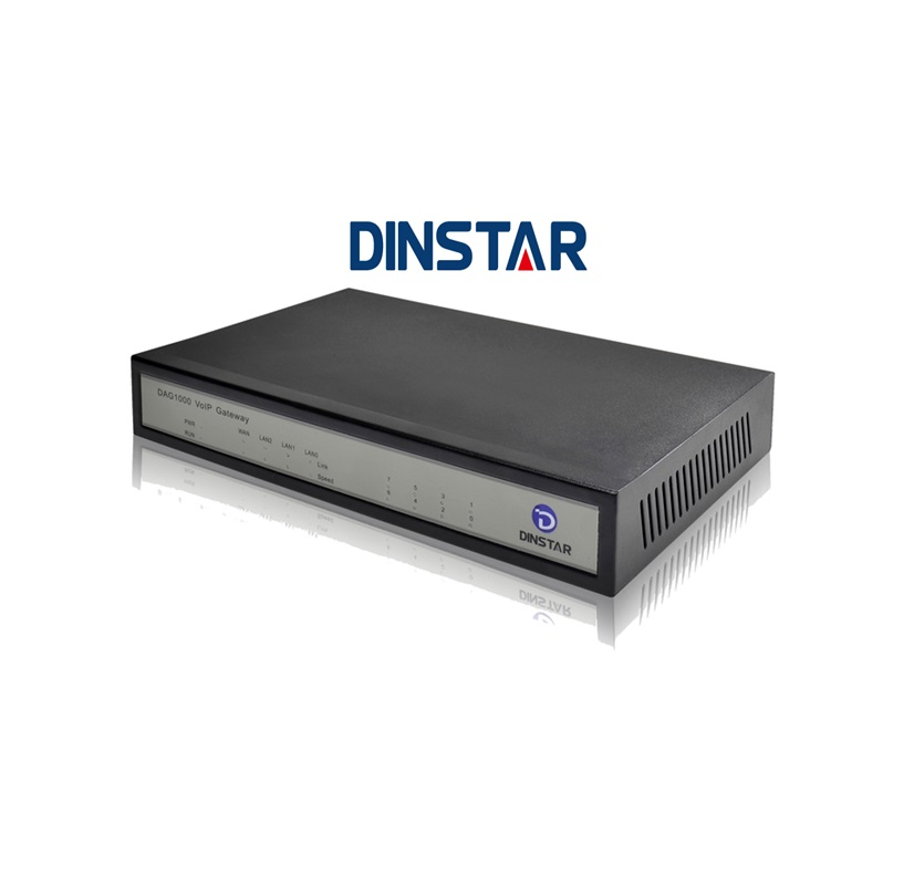 Dinstar DAG1000-4S