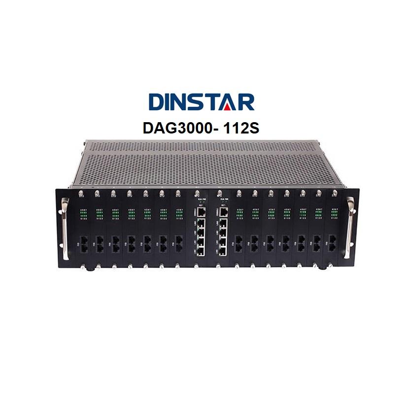 Dinstar DAG3000-112S