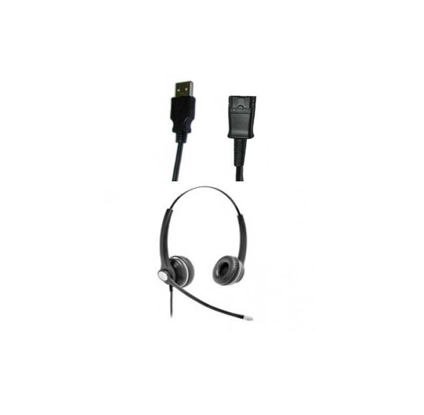 cáp chuyển đổi tai nghe USB