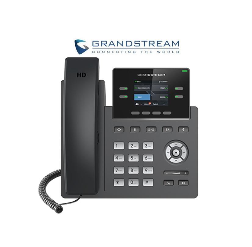 Điện thoại không dây Grandstream GRP2612W