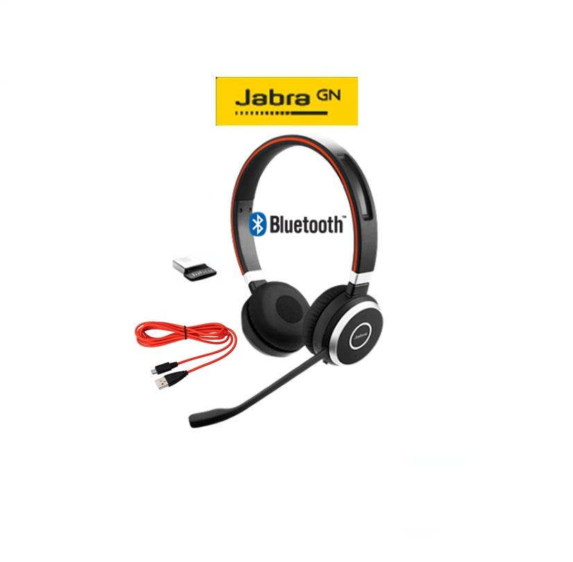 tai nghe jabra Evolve 65 stereo