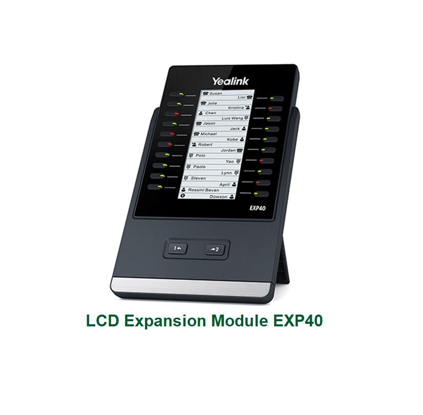 bàn mở rộng Yealink EXP40