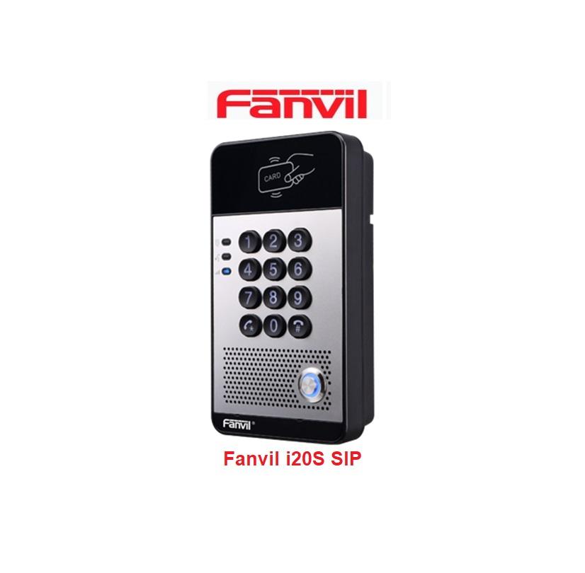Fanvil i20s Video doorphone intercom