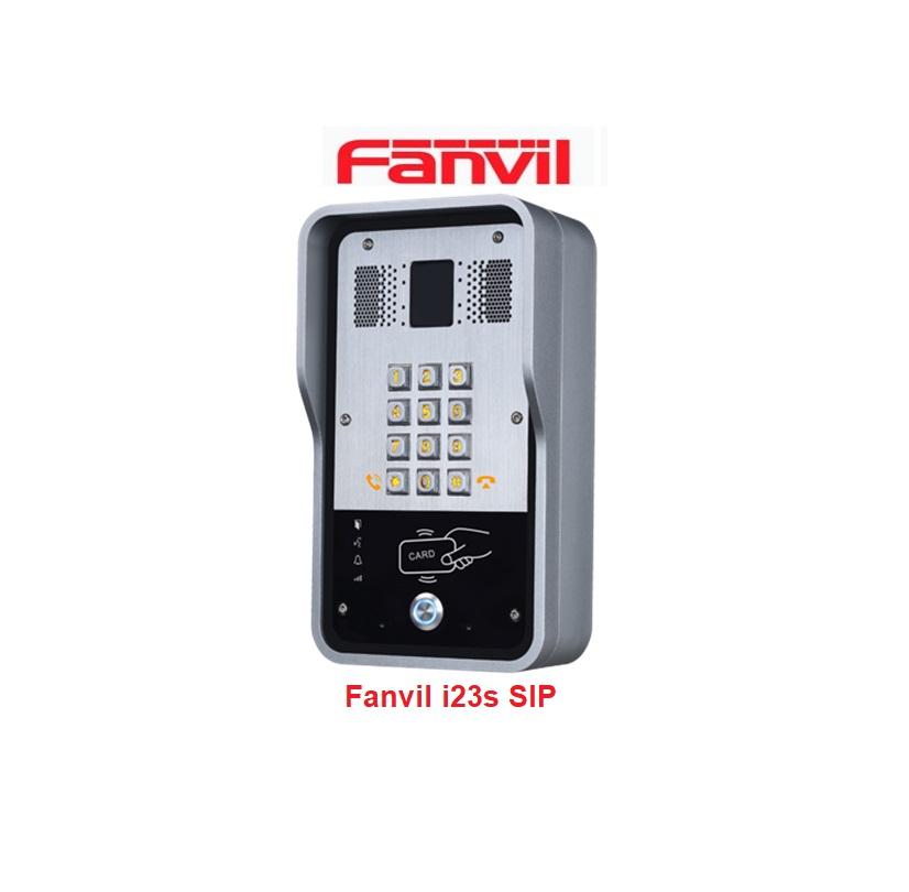 Fanvil i23 Audio doorphone intercom
