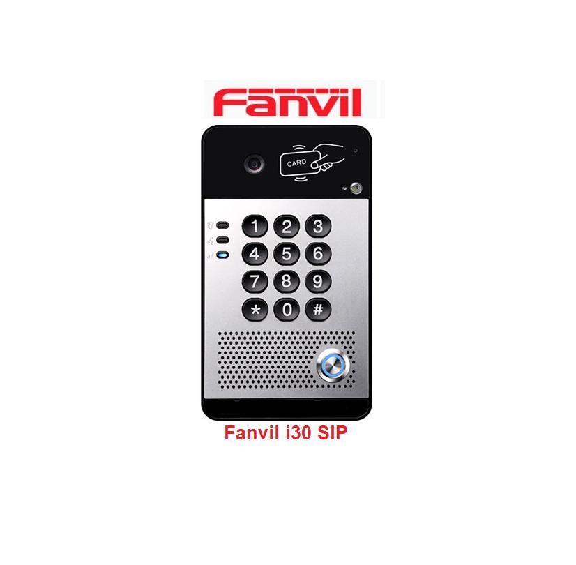 Fanvil i30s Video doorphone intercom
