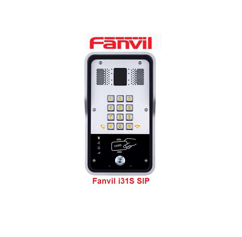 Thiết bị Fanvil i31s Video doorphone