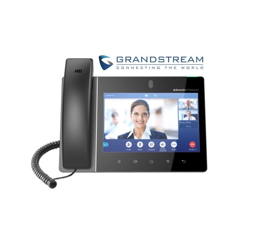 Điện thoại video call Grandstream GXV3370