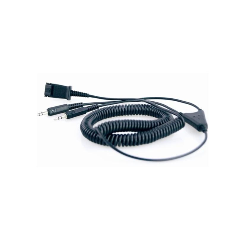 Cáp kết nối tai nghe jack 3.5mm MRD-QD001