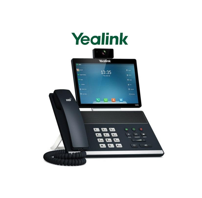 Điện thoại voip Yealink SIP-T58V