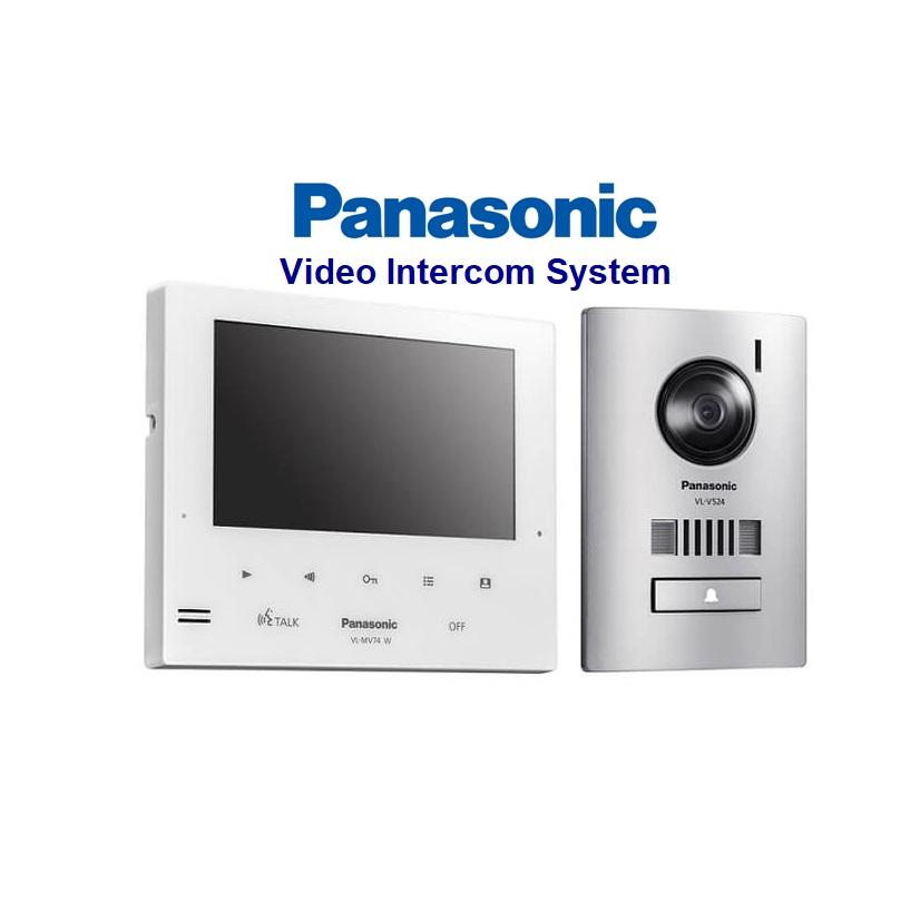 Chuông cửa có hình Panasonic VL-SV74