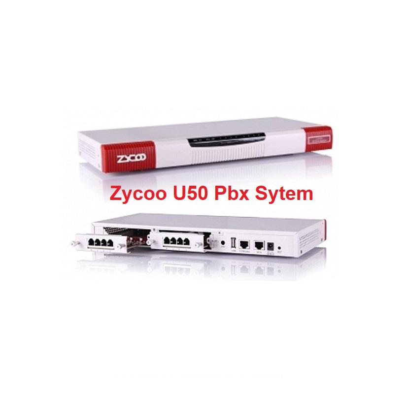 Tổng đài Zycoo U50