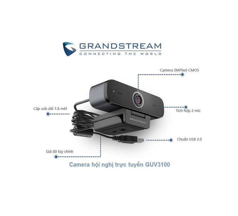 Camera họp trực tuyến GUV3100