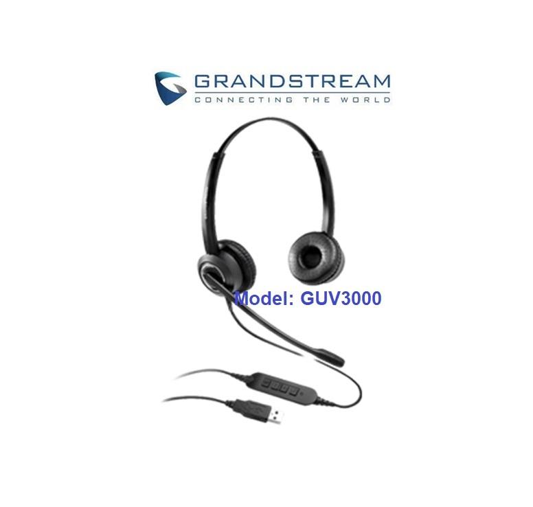 Tai nghe chăm sóc khách hàng GUV3000