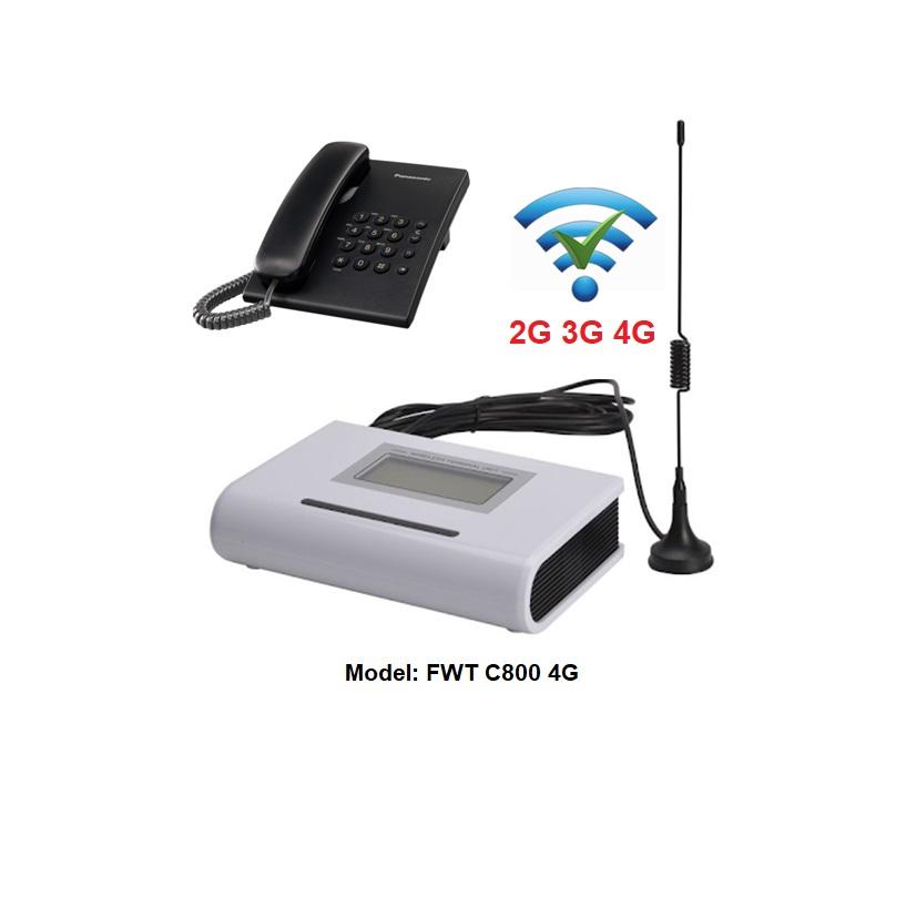 Bộ cắm sim 3G 4G cho điên thoại analog