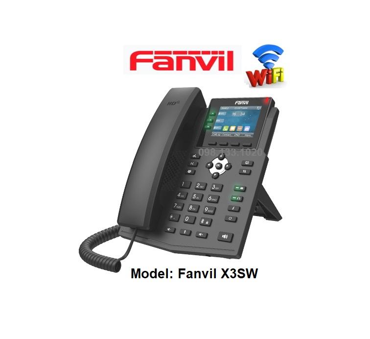 Điện thoại wifi X3SW để bàn
