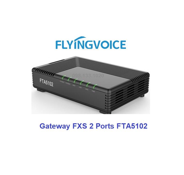 thiết bị ATA Flyingvoice FTA5102