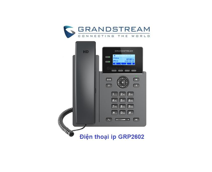 Điện thoại Grandstream GRP2602