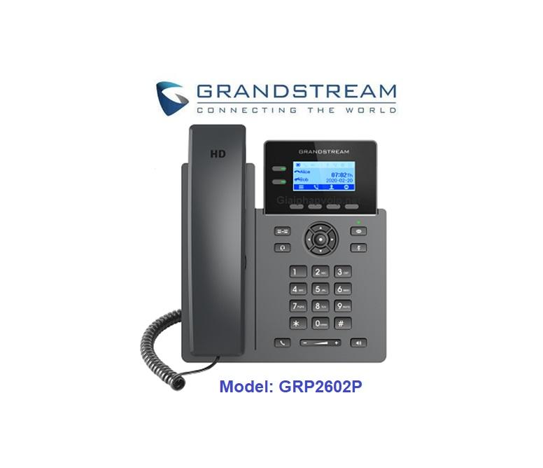 Điện thoại Grandstream GRP2602P