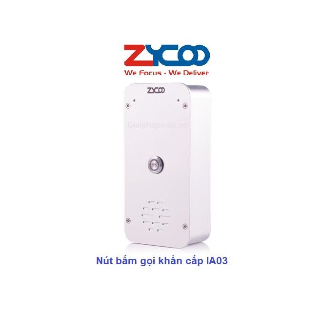 Nút bấm gọi khẩn cấp Zycoo IA03
