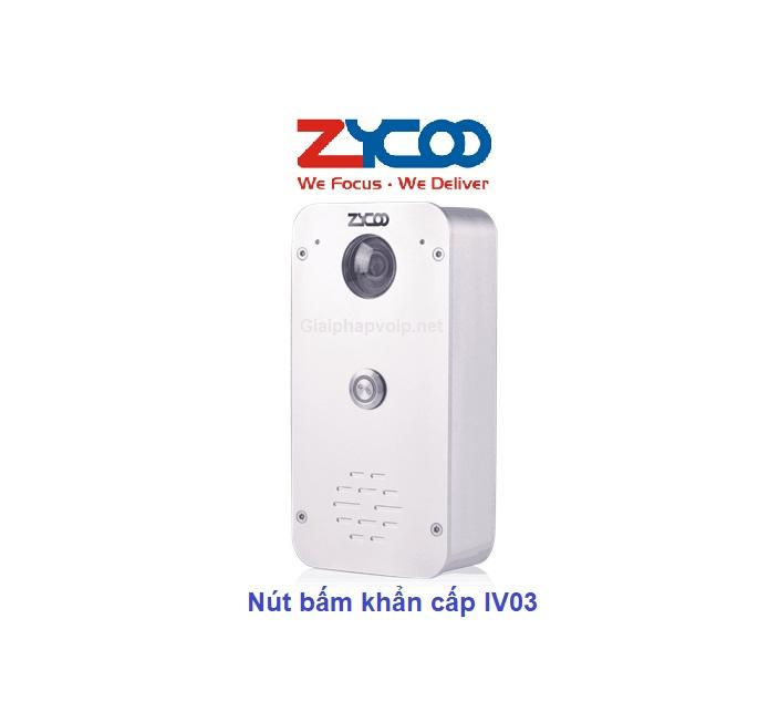 Nút bấm gọi khẩn cấp Zycoo IV03