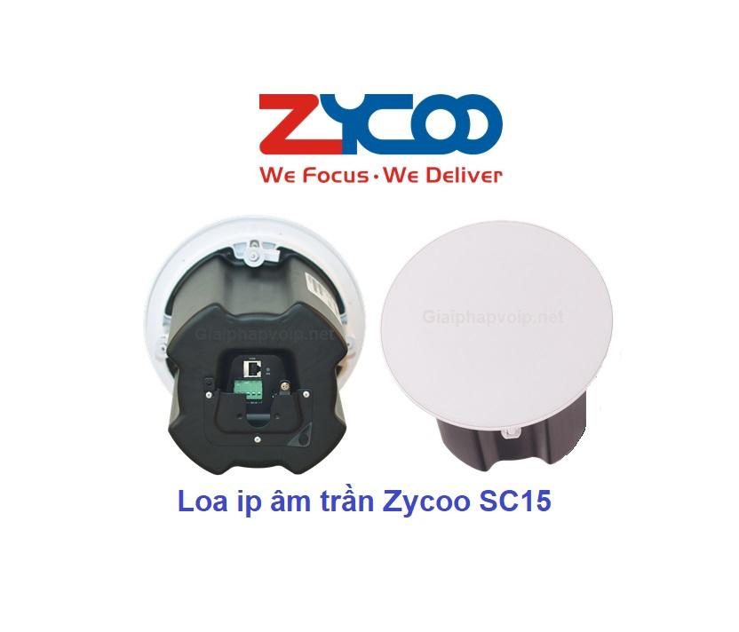 Loa thông báo Zycoo SC15