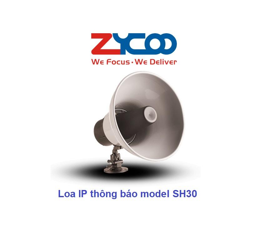 Loa ip thông báo Zycoo SH30