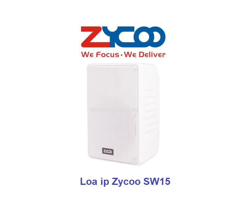 Loa thông báo Zycoo SW15