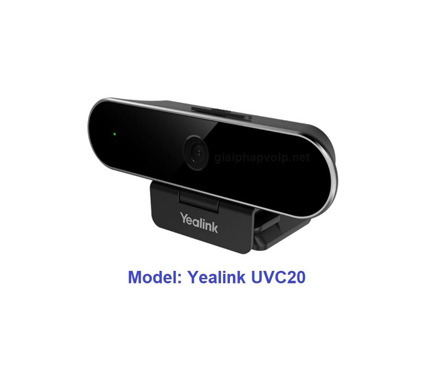 Yealink UVC20 camera hội nghị truyền hình